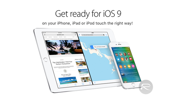 iOS 9 prepare main 2