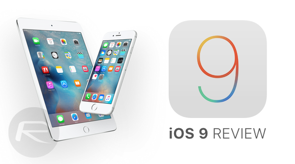 iOS 9 review main