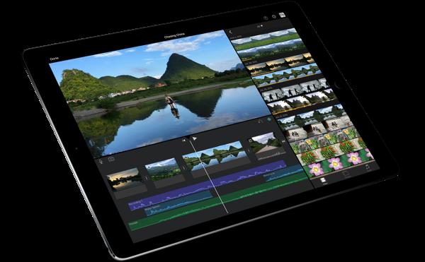 iPad pro large