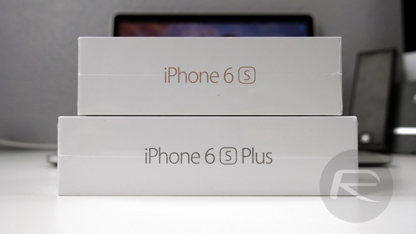 iPhone 6s 6s Plus box