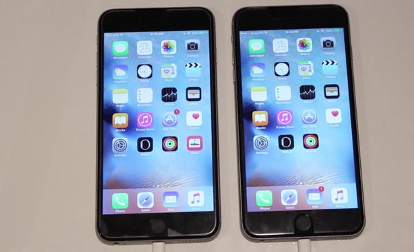 iPhone 6s Plus iPhone 6 Plus video