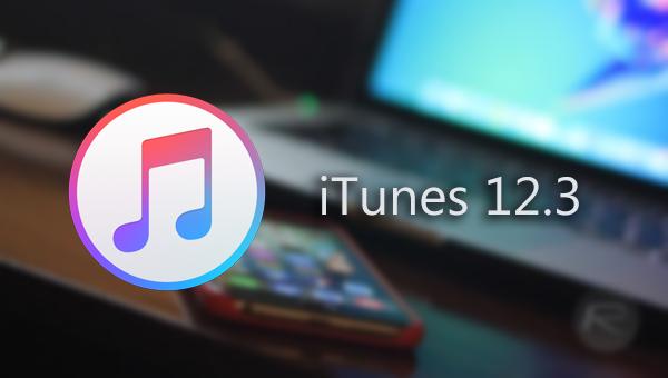iTunes-12.3