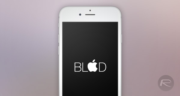Fix Apple Logo Boot Loop Of Death BLoD On iOS 9 Jailbreak, Here's How