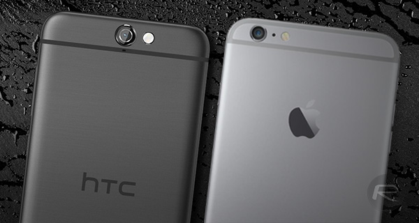 HTC-One-A9-iPhone-6s