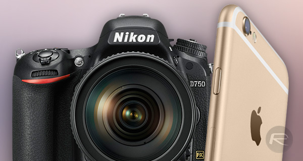 Nikon-D750-DSLR-vs-iPhone-6s-camera
