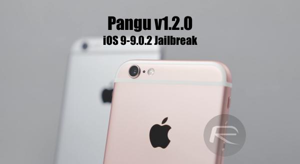 Pangu 1.2.0 jailbreak