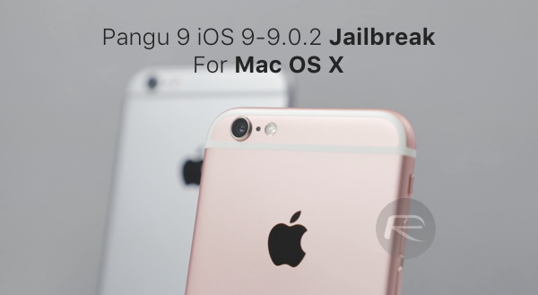 Download Pangu iOS 9 Jailbreak For Mac OS X | Redmond Pie