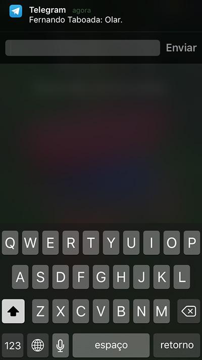 Telegram-quick-reply