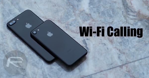 WiFi Calling iPhone main