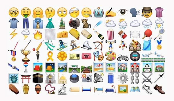 emoji iOS 9.1 main