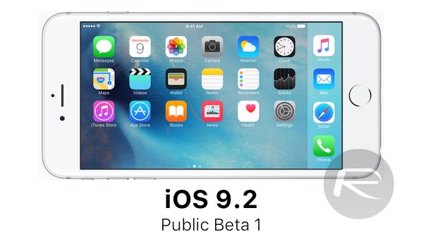 iOS 9.2 pb1 main
