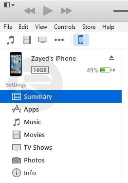 iTunes-summary