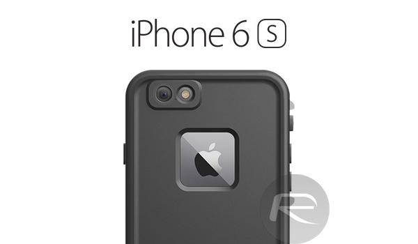 lifeproof iPhone 6s case