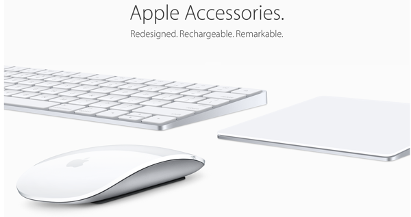 new Apple Mac accessories main