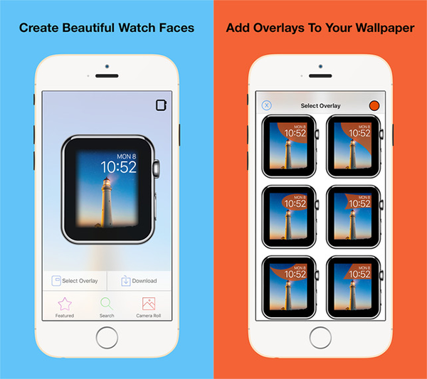 watch-faces-app-for-iPhone