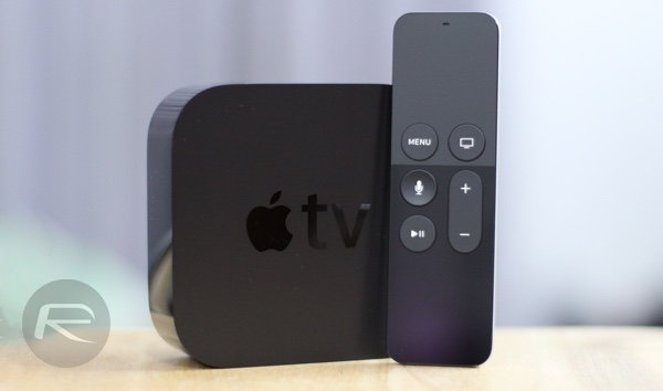 Apple TV 4 with Siri Remote main