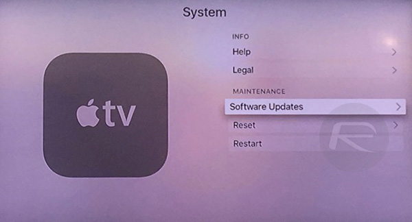 Apple-TV-System