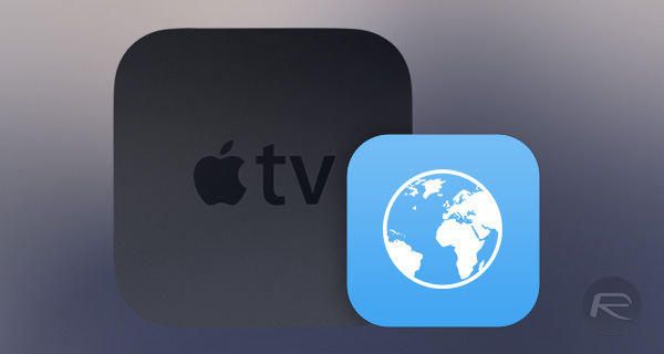 Apple-TV-browser