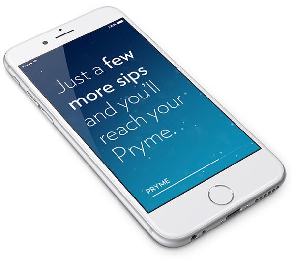 Pryme-Vessyl-app