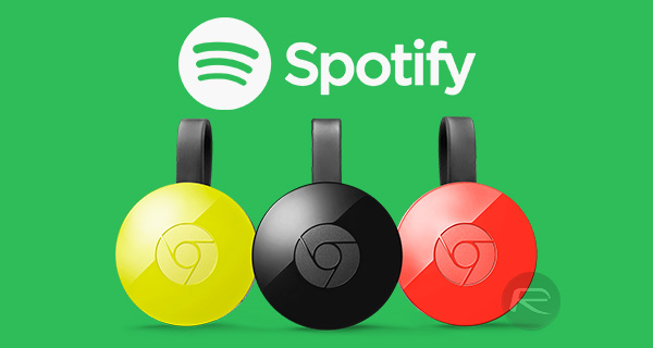 Chromecast Spotify