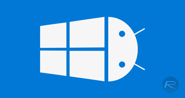 Windows-Android-Bridge