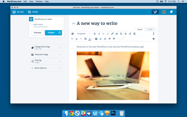 Wordpress-for-Mac