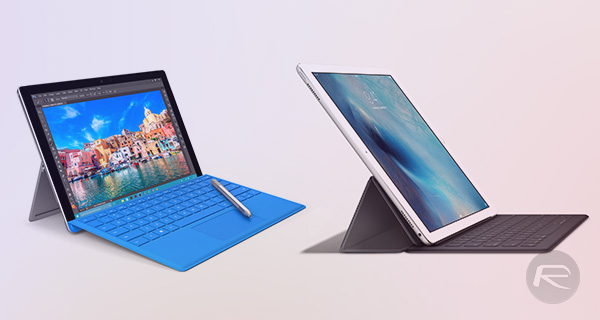 iPad Pro Vs Surface Pro 4: Benchmarks Comparison