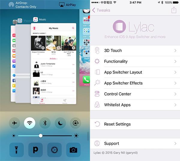 lylac-for-iOS-9
