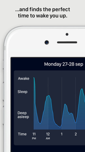 sleep cycle iphone