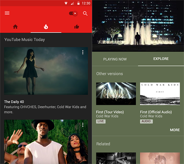 youtube-music-android