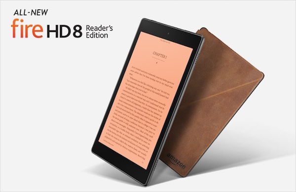 Fire HD 8 Readers Edition