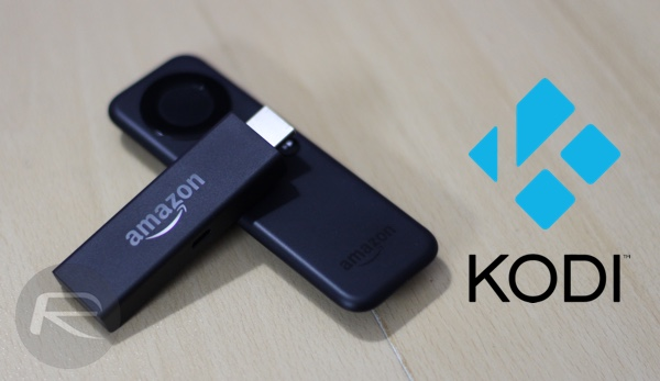 Fire tv Stick kodi main