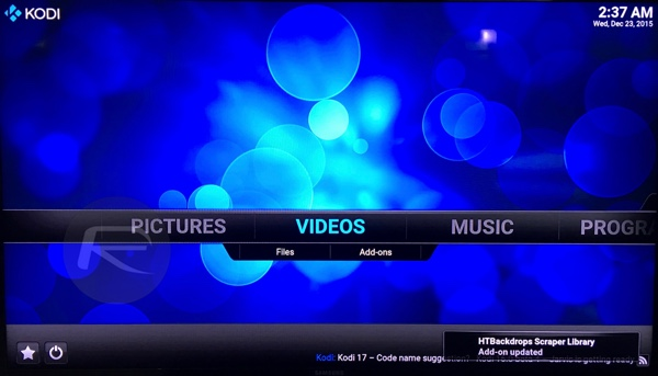 Update Kodi On Apple TV 4 Without Losing Add-ons And