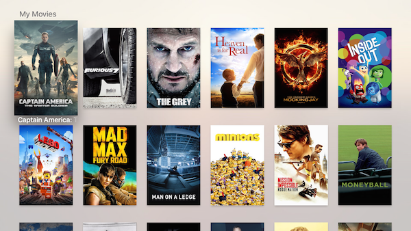Infuse for Apple TV