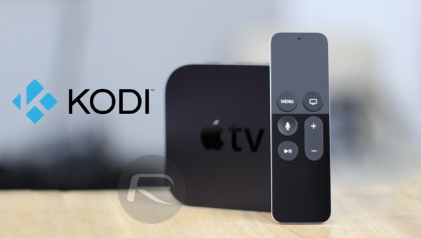 Kodi Apple TV 4 main