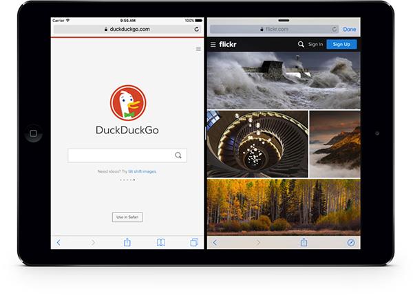 Sidefari-iPad