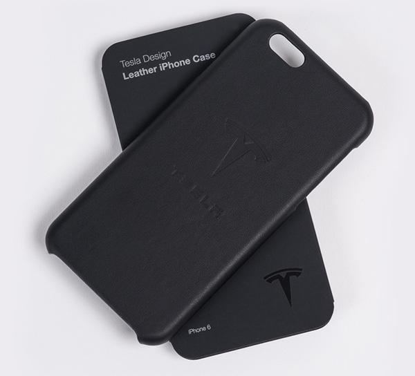Tesla-iPhone-6-plain-leather-case