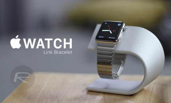 apple watch link bracelet knockoff