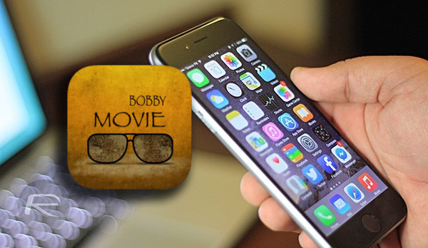 Download MovieBox Alternative Bobby Movie Box For iOS 9 From