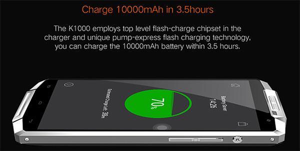 oukitel-10000-battery-charging