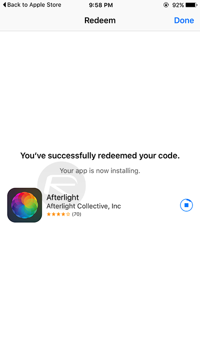You Can Download Afterlight iOS Photo Editing App For Free, Here's