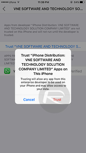 Run Multiple WhatsApp (2) Accounts On iPhone Without