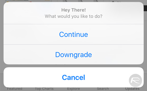 Downgrade iOS Apps To Older Versions From App Store The Easy Way