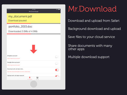 Mr-Download