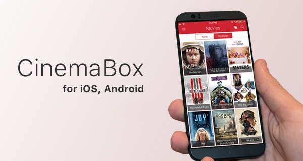 Download CinemaBox For iOS, Android [No Jailbreak Required]