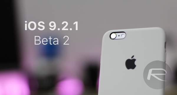 iOS 9.2.1 beta 2 main