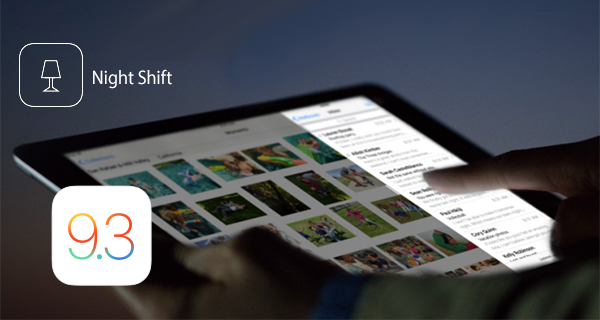 iOS 9.3 Night Shift Mode Compatible iPhone, iPad, iPod touch Devices [List] | Redmond Pie