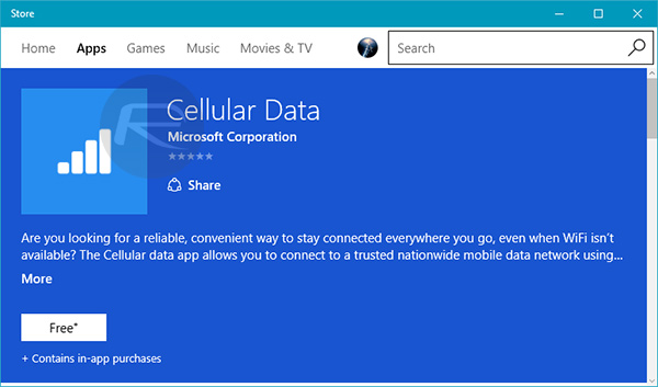 microsoft-cellular-data