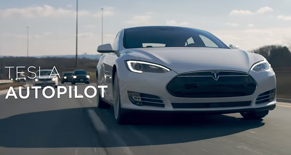 Tesla model s with autopilot price