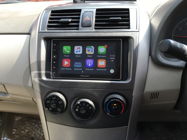 Apple CarPlay aftermarket